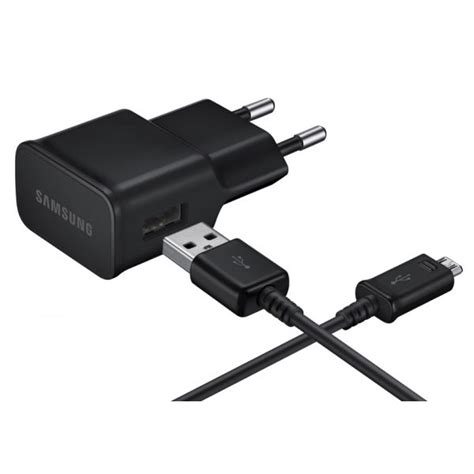 Samsung Galaxy S10 Charger Type by Samsung Ep Ta12 Noir Chargeur T 233 L 233 Phone Samsung Sur Ldlc