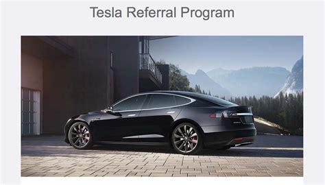 Tesla Program Referal Program 3 0 De Tesla Movilidad El 233 Ctrica