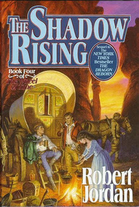 The Shadow Rising shadow rising wheel of time 4 by robert