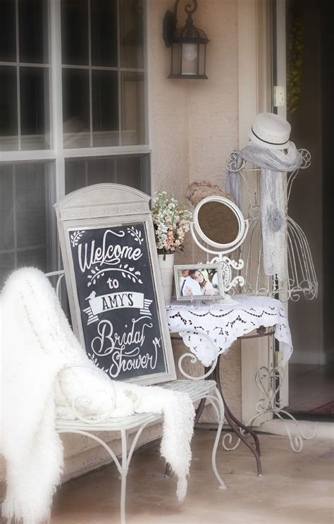 So many pretty things and a Bridal Shower. (Photo heavy