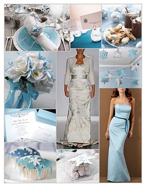white weddings celebrations events winter wedding theme