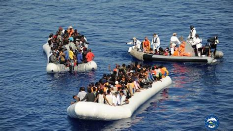 refugee migrant rescue boat some 700 refugees and migrants rescued in mediterranean