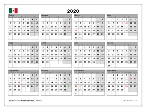 calendario  mexico calendario  imprimir gratis almanaques  imprimir  calendario