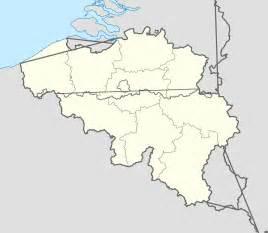 belgique map belgium language map