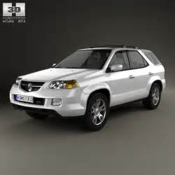 Acura Mdx Models Acura Mdx 2003 3d Model Humster3d