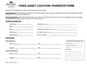 asset form template asset disposal form template