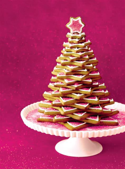 how to make a gingerbread cookie tree chatelaine