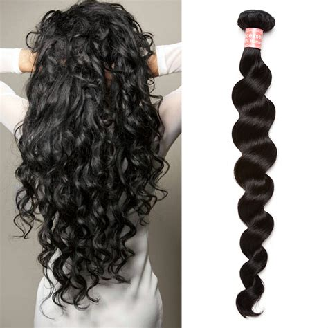 Curl Wavy Hair Extension by 6a Peruvian Hair Extensions Curly Human Hair