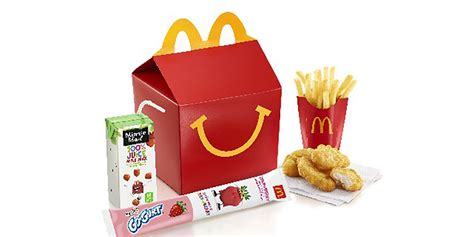 Happymeal Mac Donalds Karakter 3 how mcdonald s happy meals are changing by reducing sugar