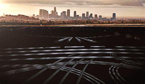 elon musk underground transport elon musk reveals his concept for underground