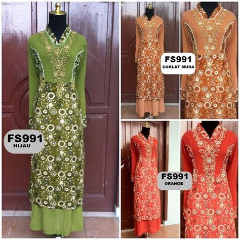 Dress Gamis Sari Fs 799 baju gamis pesta sari india fs994 baju gamis pesta sari