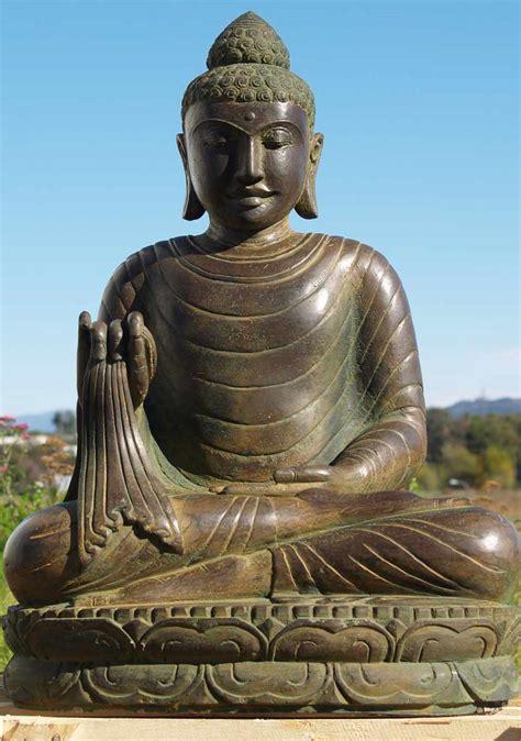 Buddha Garden Statue by Sold Garden Buddha Statue 33 Quot 69ls41 Hindu Gods