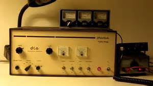 mint condition 10 tube d amp a phantom amplifier youtube