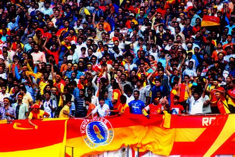 east fan east bengal most liked indian football on