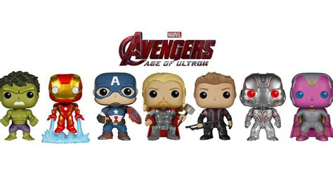 funko announces avengers age of ultron toys leaves out