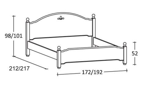 misure di un letto matrimoniale misure standard di un letto matrimoniale fodorscars