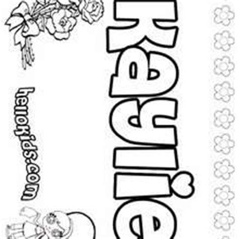 princess kayden coloring pages the name kayden coloring page coloring pages