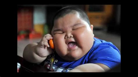 Fat Kid On Phone Meme - fat chinese kids youtube