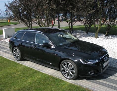 Audi A6 C7 Avant by 2016 Audi A6 Avant C7 Pictures Information And Specs