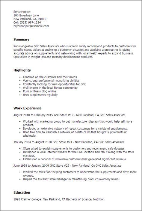lead sales associate resume samples visualcv resume samples database