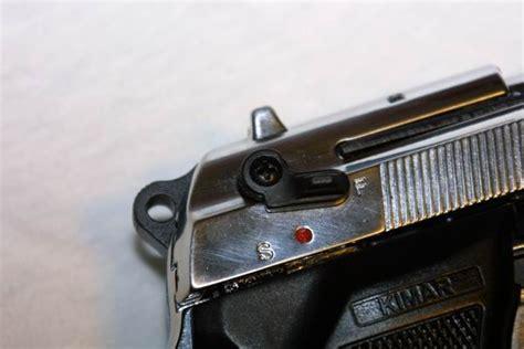 Schreckschuss Im Auto by Pistole 9mm Kimar Mod 92 Auto Beretta 92fs