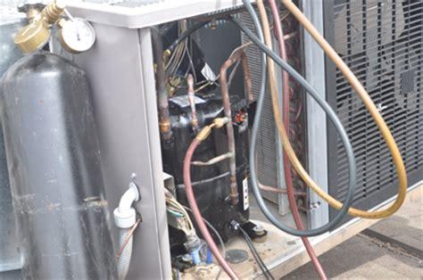 how do i if my compressor is failing ac