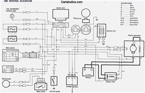 Yamaha G9 Wiring Harness Wiring Diagram