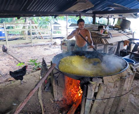 amazon cooking amazon rainforest adventures travel deeper with gareth