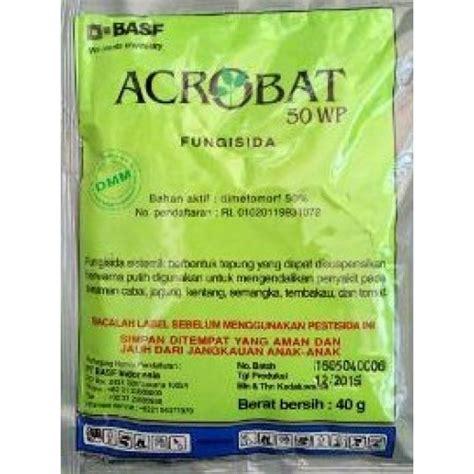 jual fungisida acrobat 50 wp 40 gram