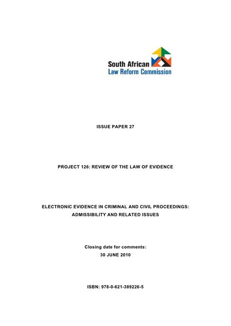 South Africa Address Lookup Review Of The Of Evidence South Reform