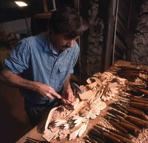 david esterly woodcarving exhibit rick buetz woodcarving