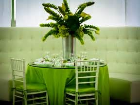 green wedding decorations romantic decoration