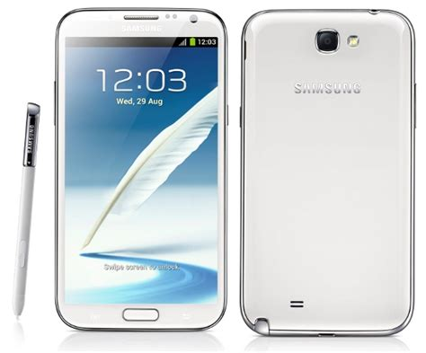 samsung galaxy note ii gets priced in uk coming in mid