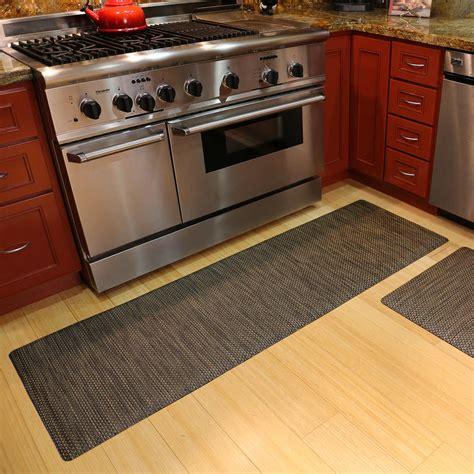 sunham dark brown cushion bath rug anti fatigue and cushion kitchen floor mats sandcorenet