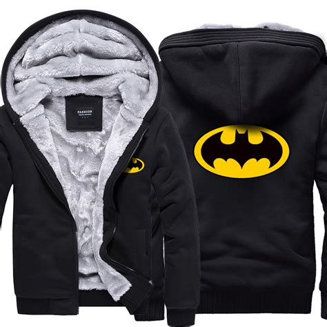 Jaket Anak Hoodie Zipper Batman Lve popular mens batman jacket buy cheap mens batman jacket lots from china mens batman jacket