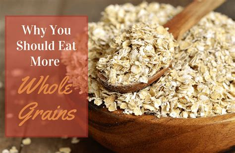 whole grains dietitian whole grains are the whole package sparkpeople