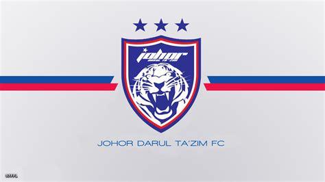 wallpaper free jdt johor darul takzim jdt logo wallpaper 18 by thesyffl on