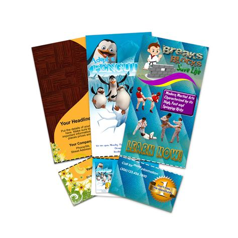Rip Business Card Templates by Rip Cards Printing Nyc Rip Business Cards Tear Cards
