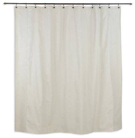 shower curtain beige linen natural shower curtain beige shower curtains by