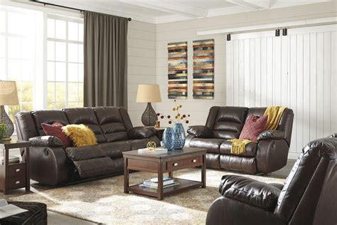 livingroom cafe levelland cafe reclining living room set from