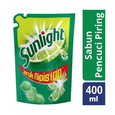 Promo Sunlight 400ml jual sabun pencuci piring sunlight harga promo