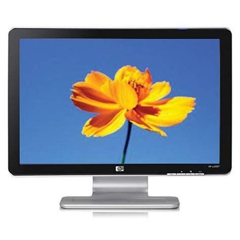 resetting hp monitor hp w2007 20 inch widescreen flat panel lcd monitor lcd