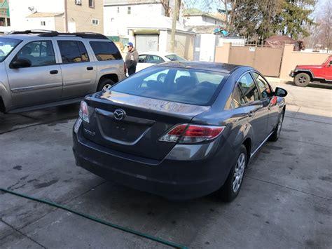 mazda sports cars for sale used 2011 mazda mazda6 sport sedan 7 490 00