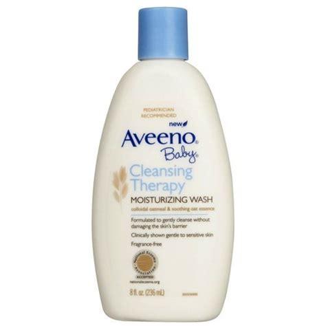 Detox Bath For Infant Eczema by Aveeno Baby Cleansing Eczema Therapy Moisturizing Wash