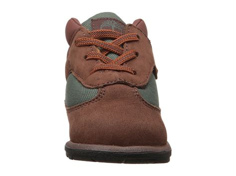 timberland field boot crib bootie infant toddler at