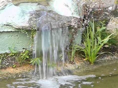 Teich Wasserfall Selber Bauen 1397 by Der Wasserfall Am Teich Teil 8