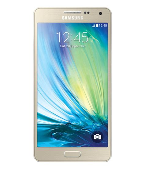 Samsung A7 samsung galaxy a7 16gb chagne gold price in india buy samsung galaxy a7 16gb chagne