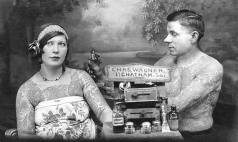 tattoo history in new york the bowery wizards a history of 19th century tattooing in