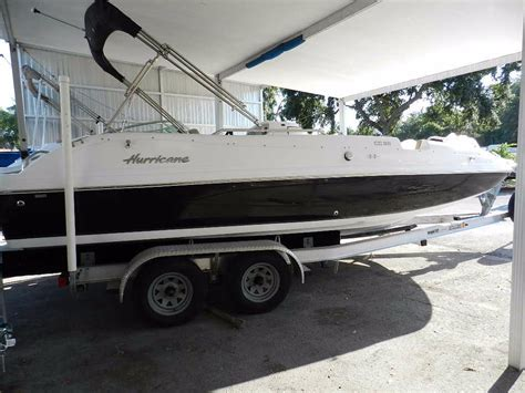 Hurricane Deck Boats For Sale by 2016 New Hurricane Deck 211 Deck Boat For Sale