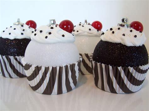 styrofoam cupcake ornament cupcake ornaments styrofoam balls cupcake liners caulk holidays candyland